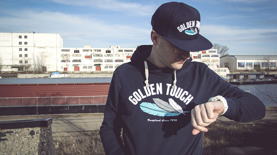 Golden Touch Clothing lookbook (jaro 2014)